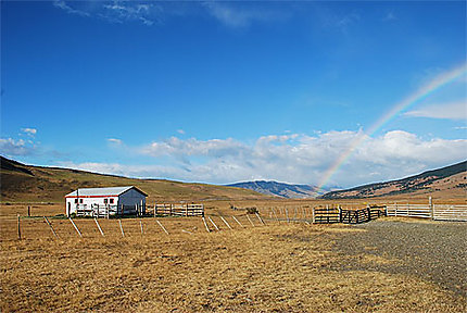 Environs de Puerto Natales
