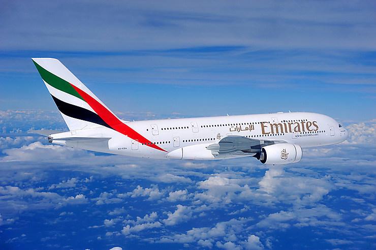 Promo - Emirates : le Moyen-Orient et l'Asie-Pacifique dès 419 € A/R