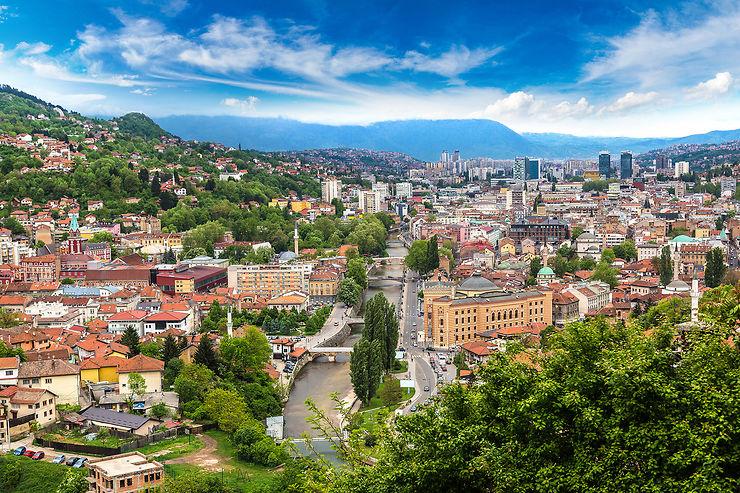Aérien - Vol direct Paris Beauvais-Sarajevo avec Wizz Air