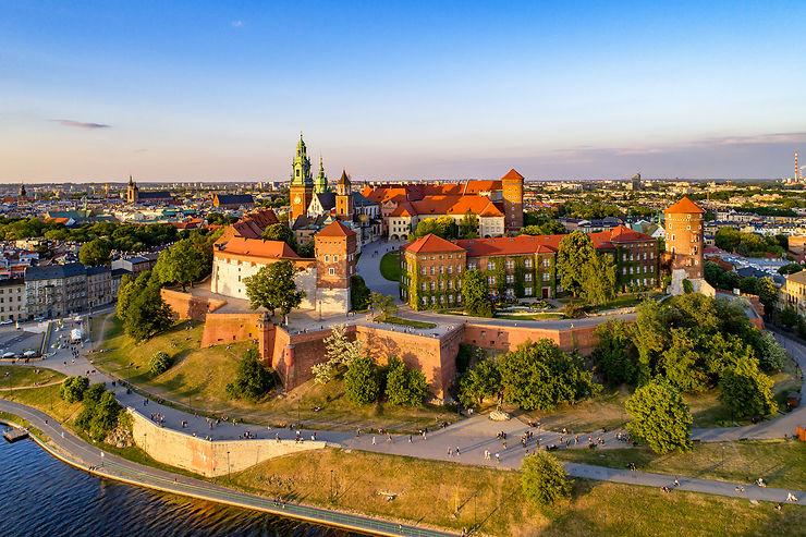 Le Wawel, panthéon de la Pologne