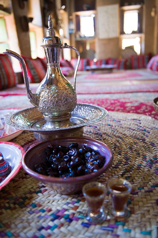 La gastronomie d'Oman, le pays de la datte