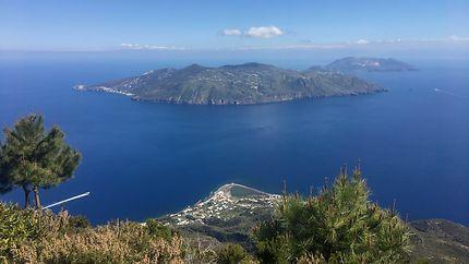 Salina,l'île magique