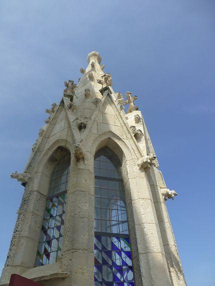 Un air de Sagrada Familia, à La Rochelle