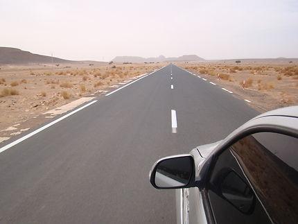 La plus belle route au monde en Algérie