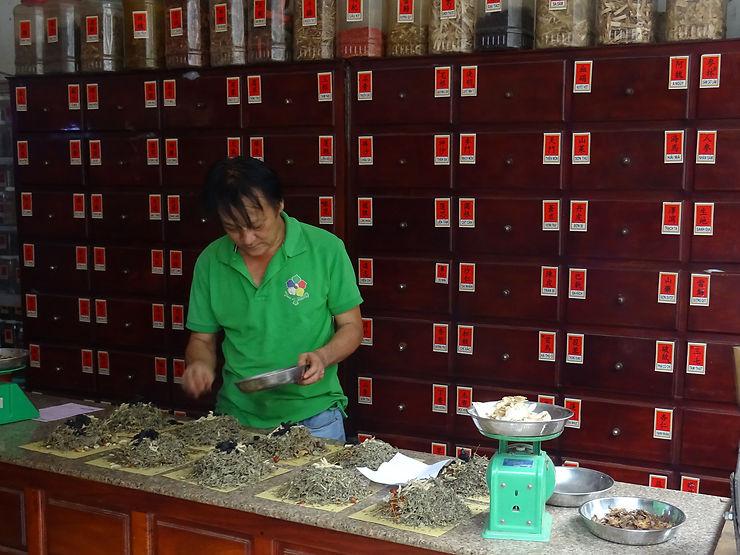 La pharmacopée vietnamienne fait parler la poudre !