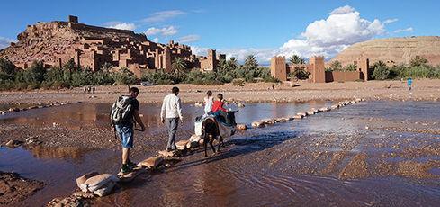 Circuit 10 jours au Maroc dans les oasis avec 3 enfants (11, 9 et 5 ans) - Toussaint 2015