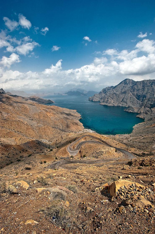 La découverte d'Oman en autotour