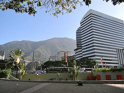 Caracas - Quartier Altamira