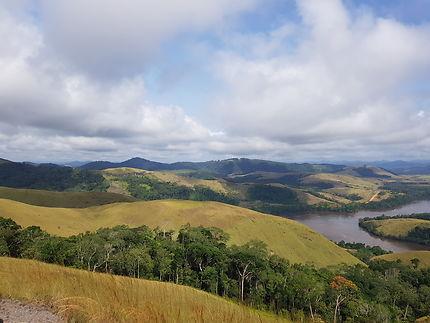 Ascension du Mont Brazza, Gabon