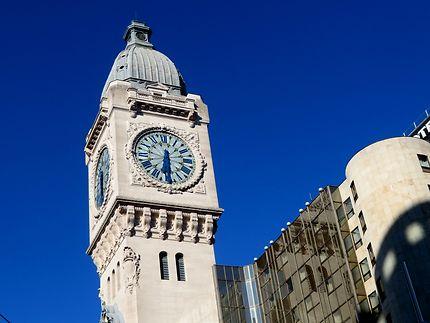Tour de l'horloge de la Gare de Lyon