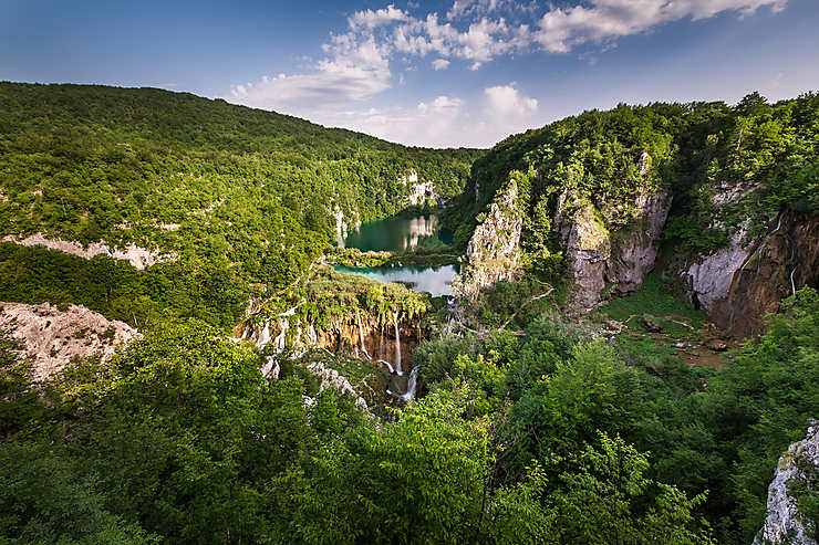 Lacs de Plitvice (Croatie)