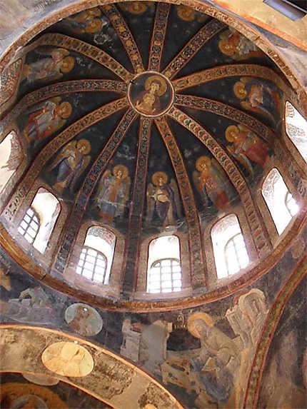 Dôme de l'église Saint-Sauveur