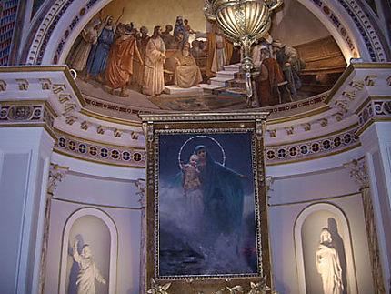 Achilleion Palace (chapelle)