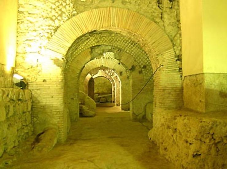 Naples souterraine : la machine à remonter le temps