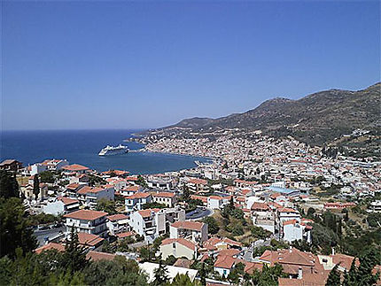 Port de Vathi
