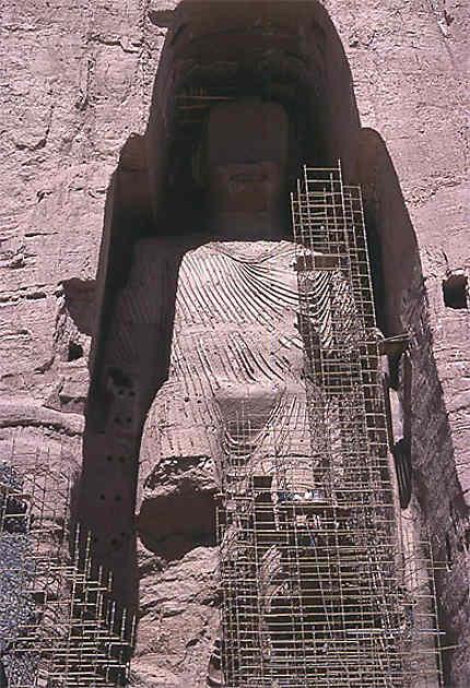 Grand Bouddha à Bamyan