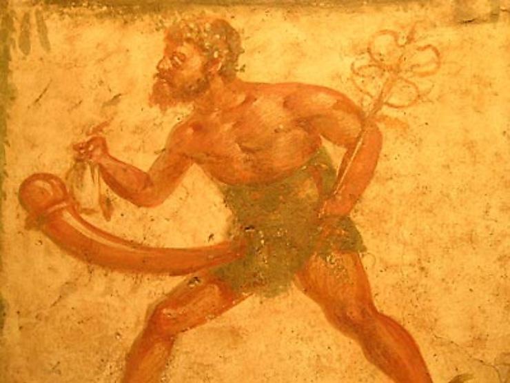 Frissons érotiques au musée archéologique