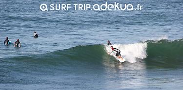 Maroc : vacances avec guide surf, 7 jours