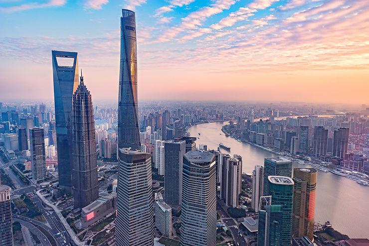 Grimper au sommet de la Shanghai Tower