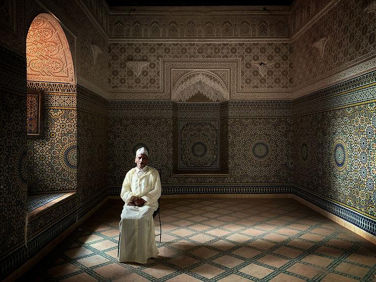 Splendide isolement, Ouarzazate, Maroc