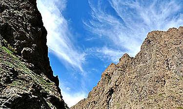 Yolyn Am (désert de Gobi)