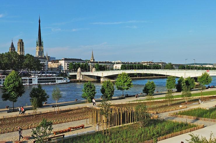 Des bords de Seine aménagés pour la flânerie