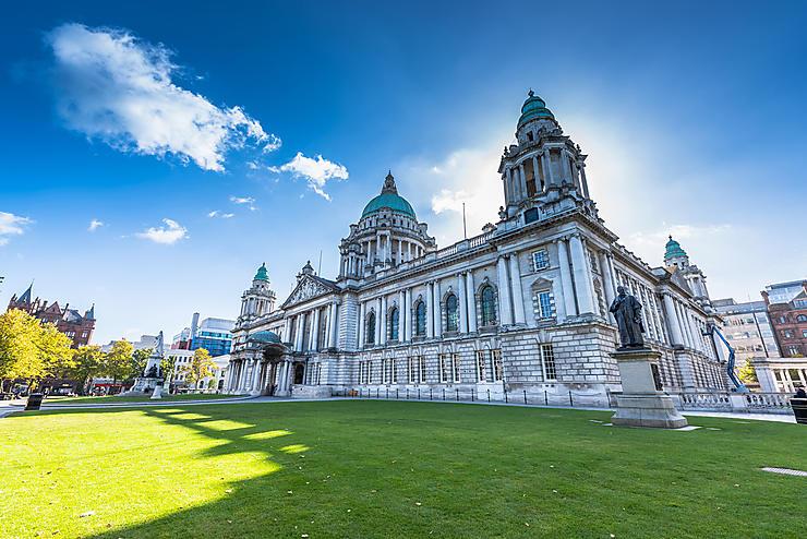 Belfast et la Chaussée des Géants (Irlande)