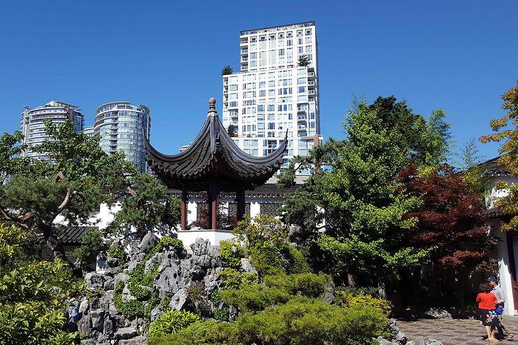 1er jour : Gastown, Chinatown et North Vancouver