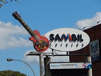 Caracas - Centre commercial Sambil
