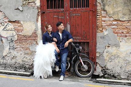 Les spots photo de Penang
