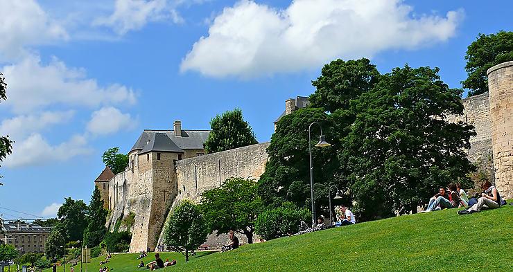Le Calvados médiéval