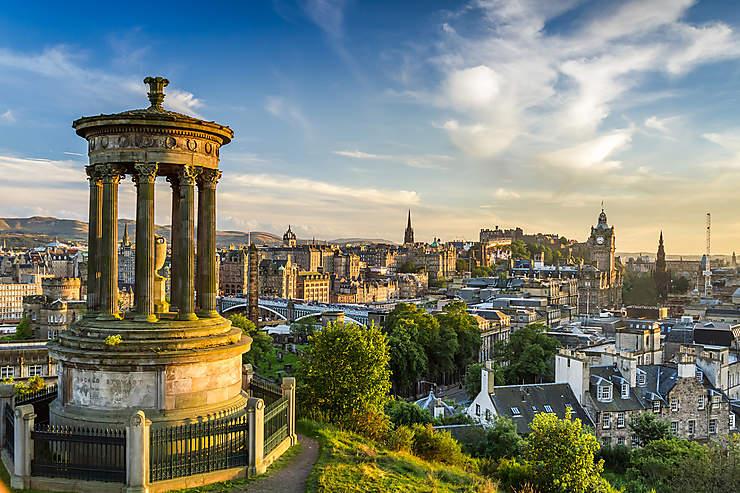 Glasgow et Edimbourg, soeurs écossaises