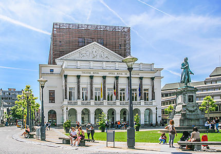 L'opéra royal de Wallonie