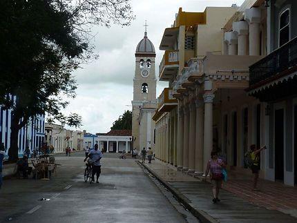Bayamo lendemain de la mort de Castro