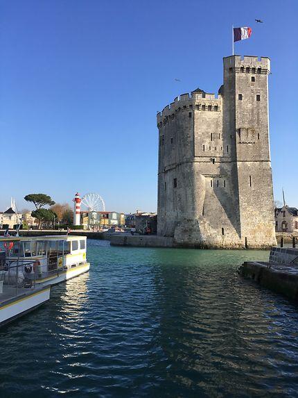 Tour Saint Nicolas, La Rochelle