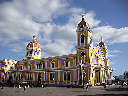 La cathédrale de Granada