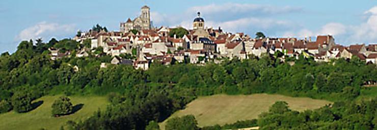 En Bourgogne, du côté de Vézelay