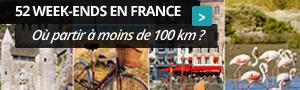 52 week-ends en France