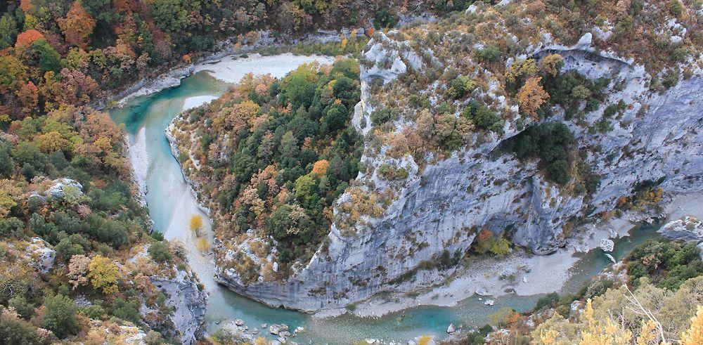 De la Drôme provençale aux gorges du Verdon