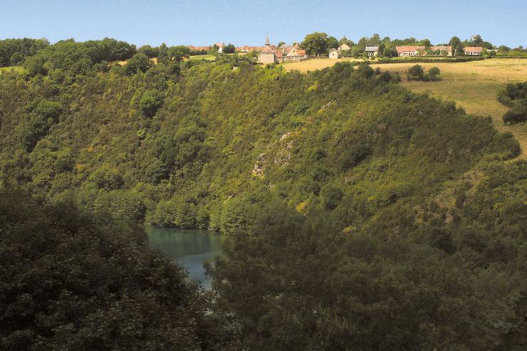 La vallée de la Creuse, muse des peintres