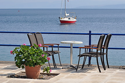Une petite pause en terrasse ?
