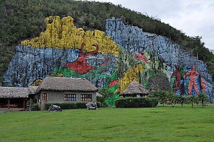 Le Mural de la préhistoria