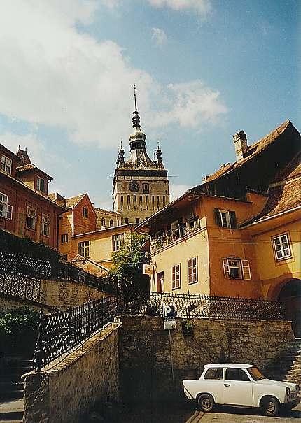 Sighisoara - Cité médiévale
