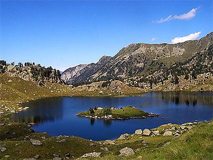 Un des lacs de Colomers