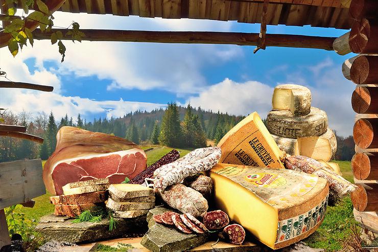 Vacances - Se régaler de produits du terroir d'Auvergne Rhône-Alpes à prix attractifs