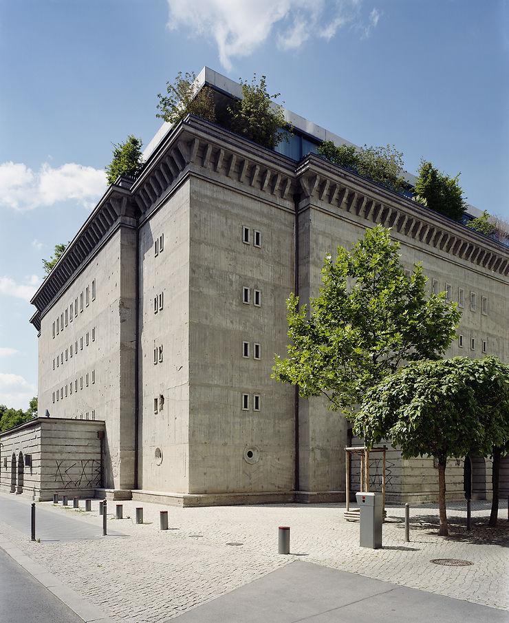 Berlin, de souterrains en bunkers