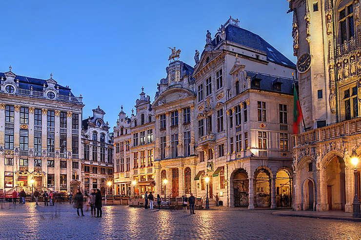 Promo - IZY : Paris-Bruxelles à partir de 11 €