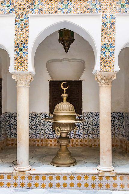 Alger - Palais Mustapha Pacha - L'encensoir