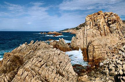 La beauté de la nature, Sardaigne, Costa Paradiso