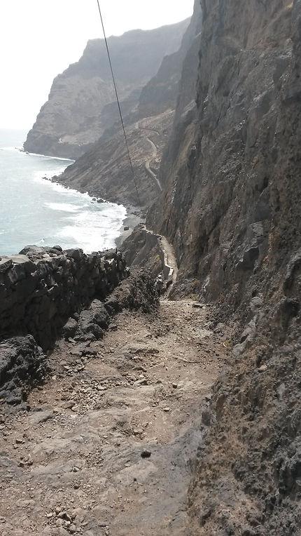 Vers Ponta do Sol, Cap-Vert